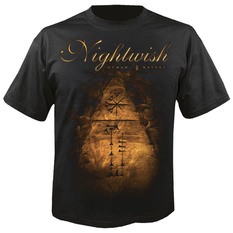t-shirt metal men's Nightwish - Human :II: Nature - NUCLEAR BLAST, NUCLEAR BLAST, Nightwish
