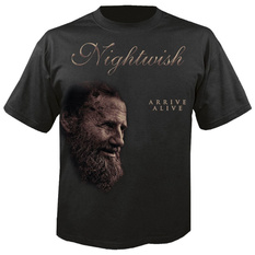 t-shirt metal men's Nightwish - Shoemaker - NUCLEAR BLAST, NUCLEAR BLAST, Nightwish