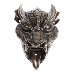 Bottle opener (wall) Dragon - (Bronze Finish) - BEER BUDDIES, BEER BUDDIES