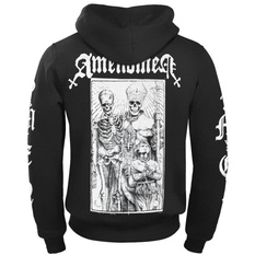 Men's hoodie AMENOMEN - POPE AND DEATH, AMENOMEN
