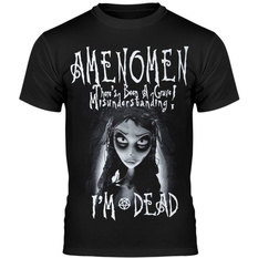 t-shirt hardcore men's - NIGHTMARE - AMENOMEN, AMENOMEN