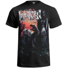 t-shirt metal men's Incantation - DIRGES OF ELYSIUM - CARTON, CARTON, Incantation