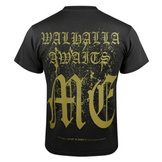 Men's t-shirt VICTORY OR VALHALLA - VALHALLA AWAITS, VICTORY OR VALHALLA