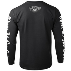 Men's shirt with a long sleeve AMENOMEN - THERE IS NO GOD, AMENOMEN