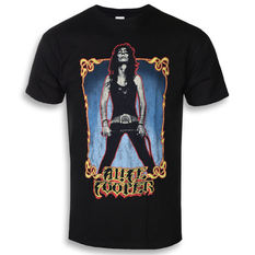 t-shirt metal men's Alice Cooper - Vintage Whip Washed - ROCK OFF, ROCK OFF, Alice Cooper