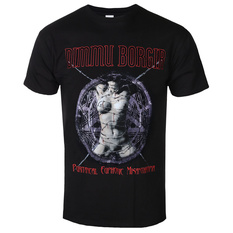 t-shirt metal men's Dimmu Borgir - PURITANICAL - PLASTIC HEAD, PLASTIC HEAD, Dimmu Borgir
