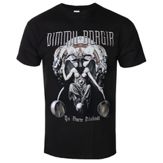 t-shirt metal men's Dimmu Borgir - GOAT - PLASTIC HEAD, PLASTIC HEAD, Dimmu Borgir