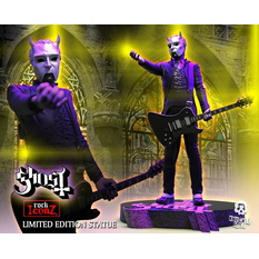 Figure Ghost - Nameless Ghoul - Black Guitar - KNUCKLEBONZ, KNUCKLEBONZ, Ghost