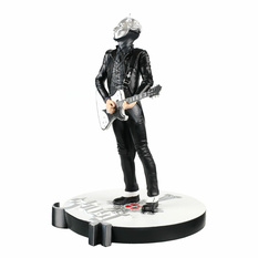 Figure Ghost - Nameless Ghoul - White Guitar - KNUCKLEBONZ, KNUCKLEBONZ, Ghost