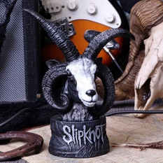 Decoration (bust) Slipknot - Goat, NNM, Slipknot
