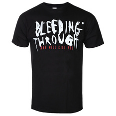 t-shirt metal men's Bleeding Through - LOVE WILL KILL ALL - PLASTIC HEAD, PLASTIC HEAD, Bleeding Through