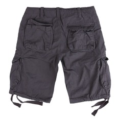 shorts men SURPLUS - AIRBORNE Vint. - ANTHRAZIT, SURPLUS